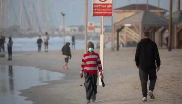 Ізраїль продовжив локдаун та збільшив «карантинний» штраф до $3 тисяч