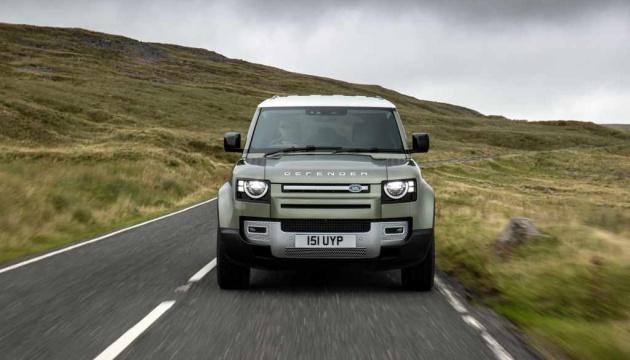 Land Rover Defender 2021: новые двигатели и больше возможностей персонализации