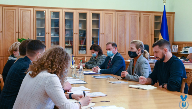 Развитие реабилитации в Украине: Минветеранов будет сотрудничать с ОБСЕ