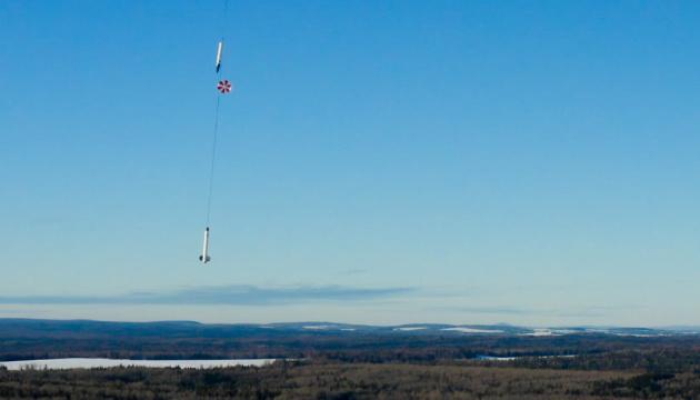 Стартап, который хочет стать Uber в космосе, запустил в США прототип ракеты на биотопливе