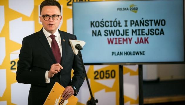 Польський феномен колишнього шоумена Шимона Головні