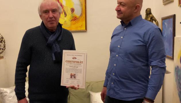 Українець удруге потрапив до Чеської книги рекордів