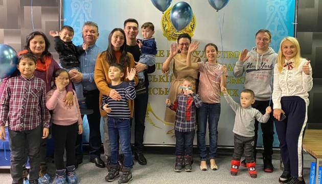 В Харькове открыли школу казахского языка