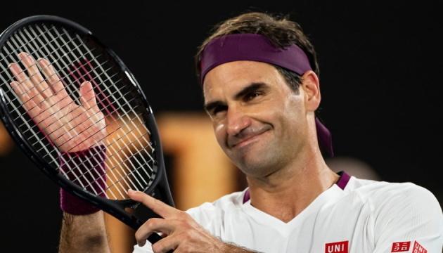 Федерер повернеться на корт на турнірі ATP в Досі