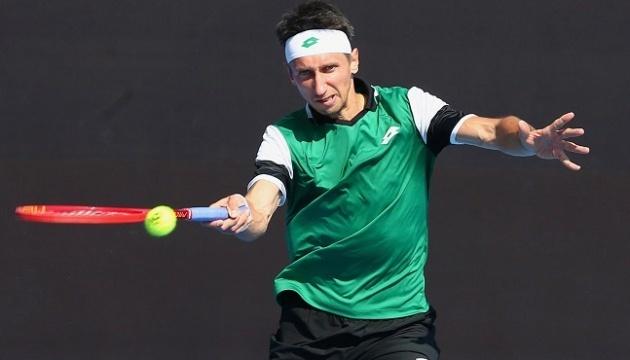 Стаховский победил россиянина на турнире АТР в Мельбурне