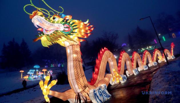 В Киеве устроят фестиваль гигантских китайских фонарей