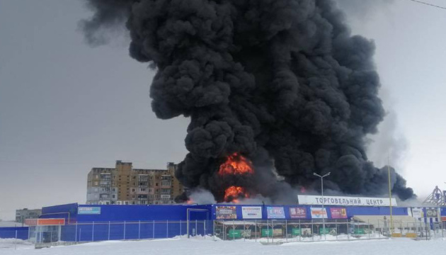 Підпал «Епіцентру» на Миколаївщині: у компанії розповіли подробиці
