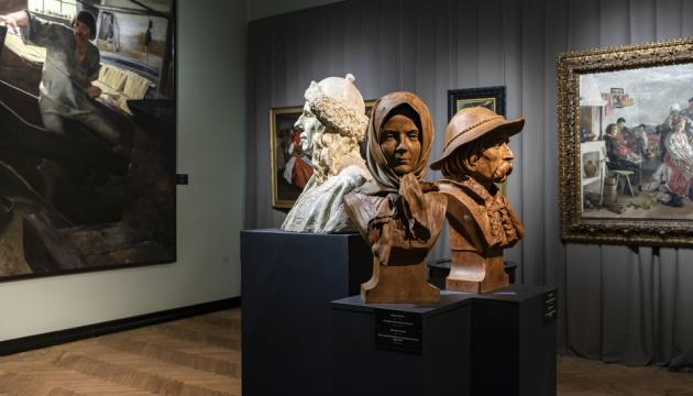 Львівська галерея мистецтв відкриває оновлену експозицію у палаці Лозинського