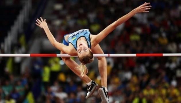 Магучих установила рекорд Украины, покорив высоту в 2,06 метра