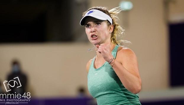 Свитолина вышла в четвертьфинал турнира WTA в Мельбурне