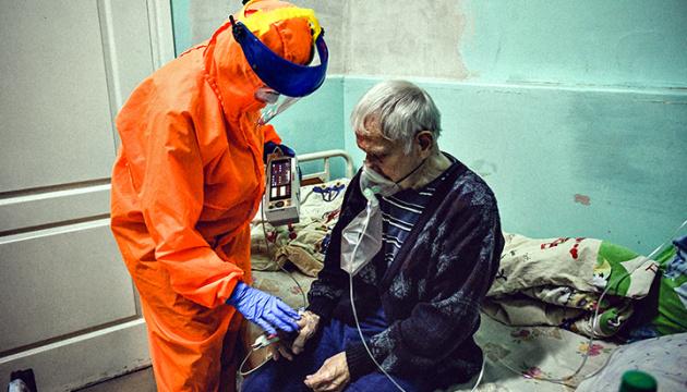 Coronavirus : le nombre de nouveaux cas en Ukraine dépasse 3 000