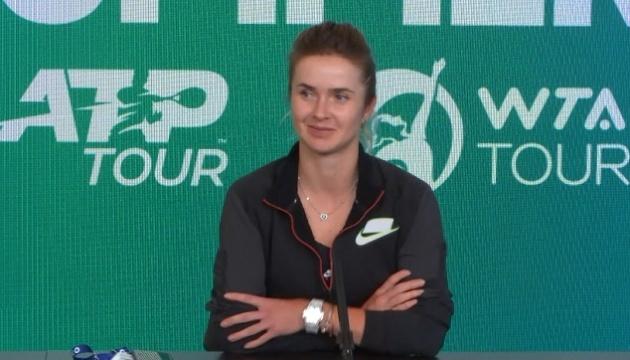 Свитолина: По ходу матча с Остапенко мне удалось изметить игру