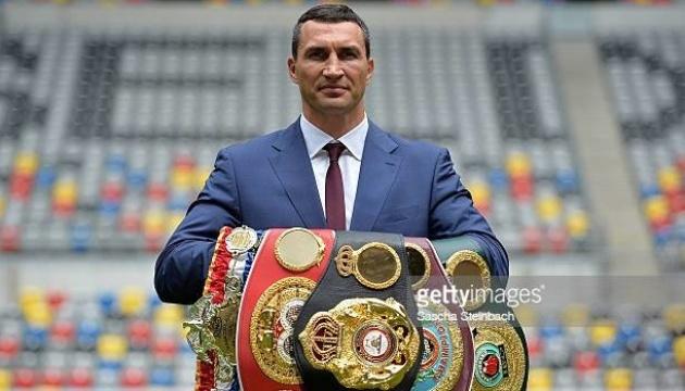 Через пандемію Володимира Кличка введуть до Залу боксерської слави 2022 року