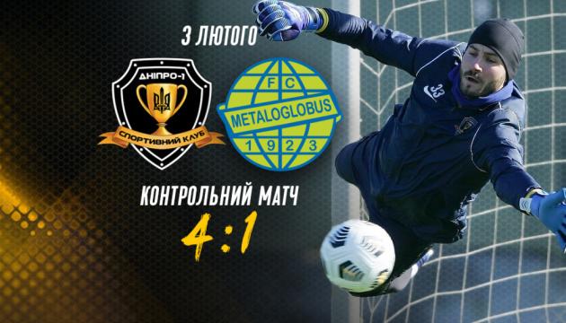 «Дніпро-1» переміг команду з Бухареста на турецькому зборі