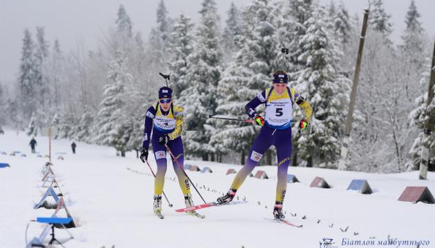 Сборная Украины назвала состав на юниорский чемпионат мира по биатлону