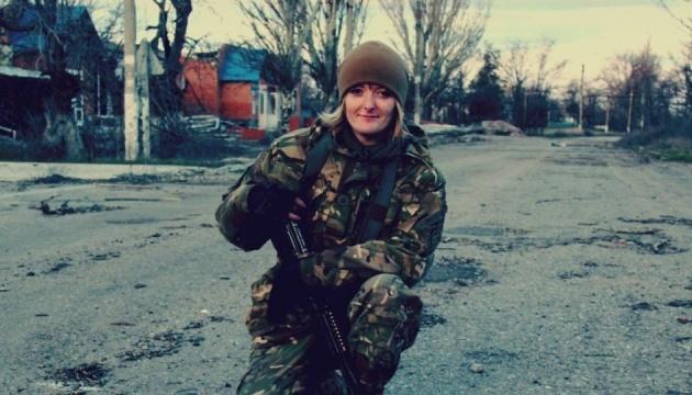 Ветеранку АТО Котеленець відпустили під домашній арешт