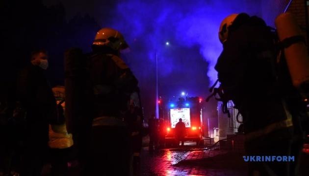 Пожежа у запорізькій лікарні: серед загиблих - екскомандир військової частини