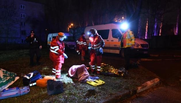 Причину вибуху в COVID-лікарні Запоріжжя визначатимуть до квітня