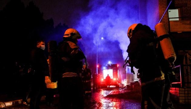 Пожар в запорожской больнице: ремонт начнется после завершения следствия