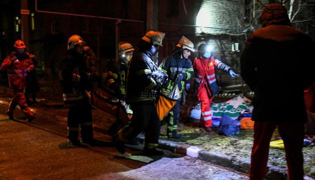 Feuer in Krankenhaus in Saporishshja - Tragödie ereignete sich auf der Covid-Intensivstation