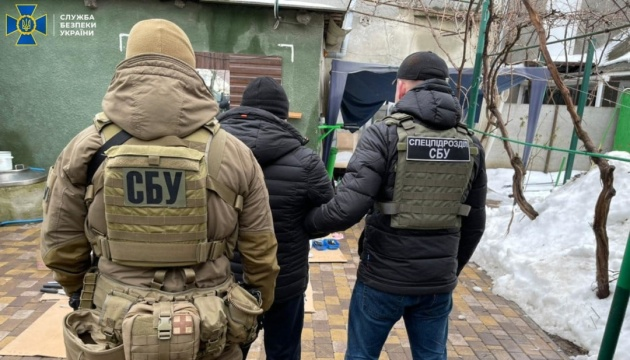 Оружие и психотропы: СБУ накрыла нарколабораторию в Одесской области