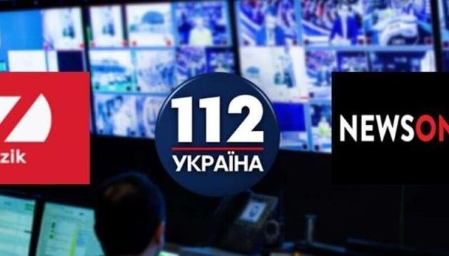 Санкції проти телеканалів Медведчука: як реагує світ