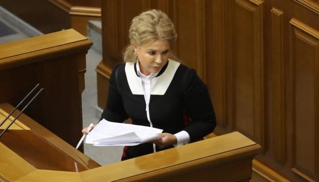 Тимошенко задекларировала $5,5 миллиона наличными