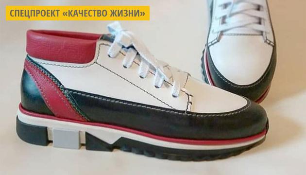 Художница из Прикарпатья наладила производство эксклюзивной обуви
