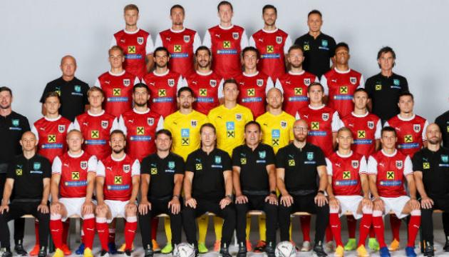 Сборная Австрии по футболу перед Евро проведет два контрольных матча
