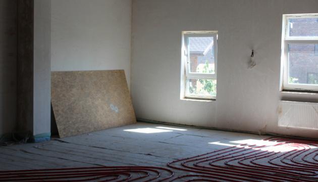 Строительство центра для онкобольных детей продолжается, начали малярные работы