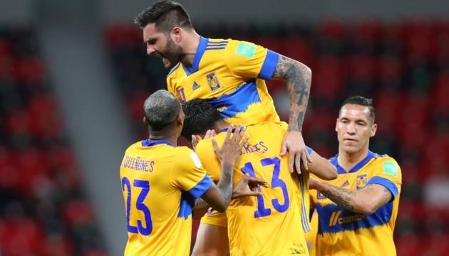 Жиньяк вывел «Тигрес» в полуфинал клубного чемпионата мира по футболу