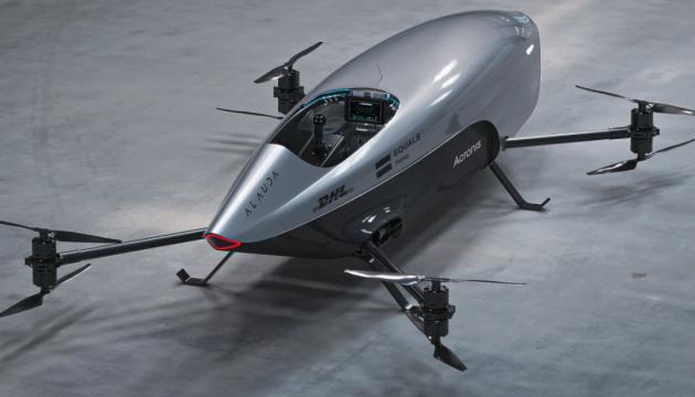 Австралія представила летючий електорокар для перегонів