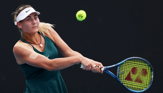 Костюк уступила Брэди во втором круге теннисного турнира Grampians Trophy