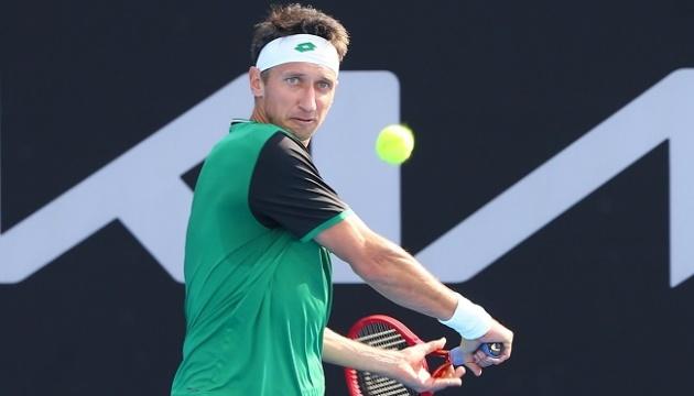 Стаховский встретится с Лайовичем на старте Australian Open
