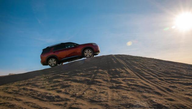 Nissan представил новый внедорожник