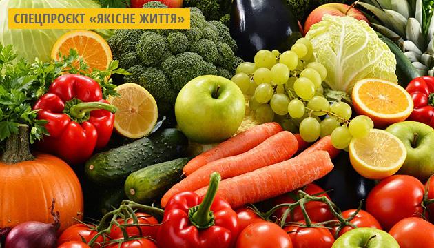 На Київщині дві тисячі фермерів вирощують органічні овочі