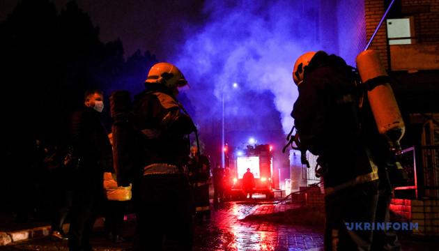 Пожежа в реанімації, удосконалений міномет та «СІЗО у переході»