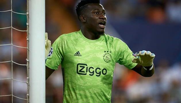 УЄФА дискваліфікував воротаря «Аякса» за порушення антидопінгових правил