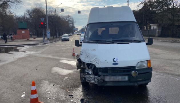 В Одессе в результате ДТП пострадали двое детей