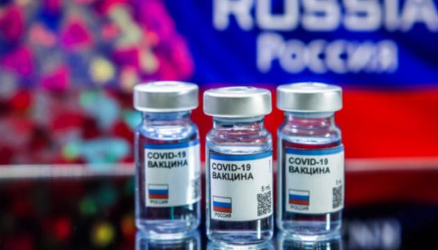 Кориневич каже, що Росія тестує «Спутник V» на бюджетниках в окупованому Криму
