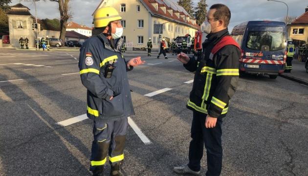 В баварском офисе Красного Креста произошел взрыв: пятеро пострадавших