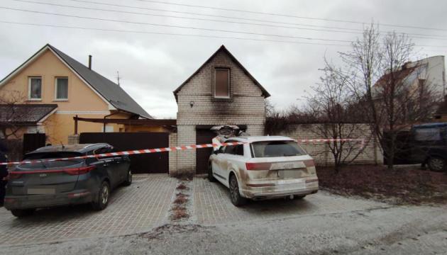 На Харьковщине в дом семьи активистов бросили гранату и подожгли авто