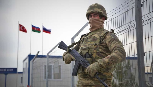 У центрі моніторингу перемир'я в Карабаху чергують 120 військових