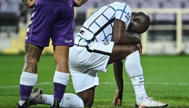 «Интер» обыграл «Фиорентину» и возглавил Серию А