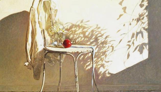 Колін Фрейзер. Єво, хто залишив на стільці яблуко?