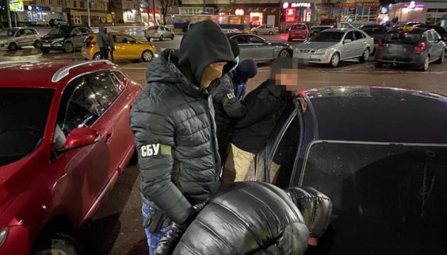 СБУ задержала банду рэкетиров, терроризировавшую Житомир