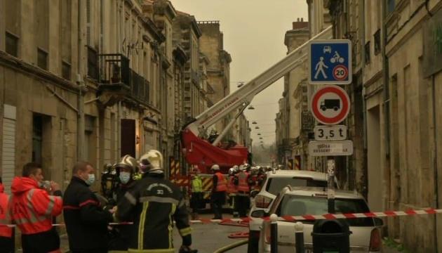 Во французском Бордо произошел взрыв в жилом доме, есть раненые