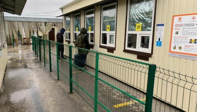 Окупанти блокують коридори до п'яти КПВВ на Донбасі