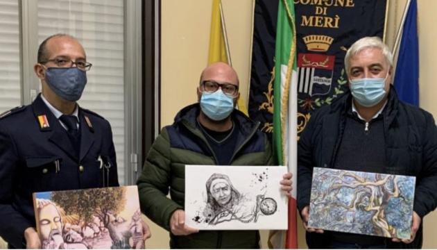 Работы украинских художниц украсят музей под открытым небом в Италии