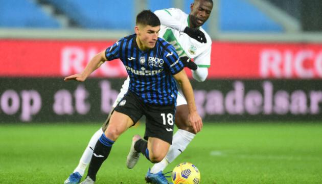 Серия А: «Аталанта» Малиновского упустила победу над «Торино»
